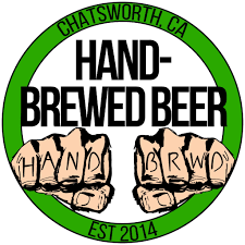 hand brewed beer